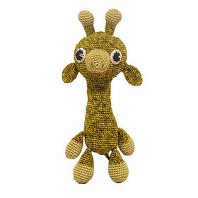 "Набор для вязания игрушки ""Жираф Африка"" 16х12 см"