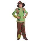 """Карнавальный костюм """"Леший"""", текстиль, р-р 30-32, рост 116-122 см"""