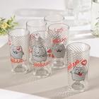стаканы на день влюблённых