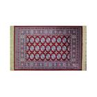 Прямоугольный ковёр Atex 184, 100 х 140 см, цвет red - фото 7929089