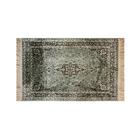Прямоугольный ковёр Atex 9216, 100 х 140 см, цвет green - фото 7929090