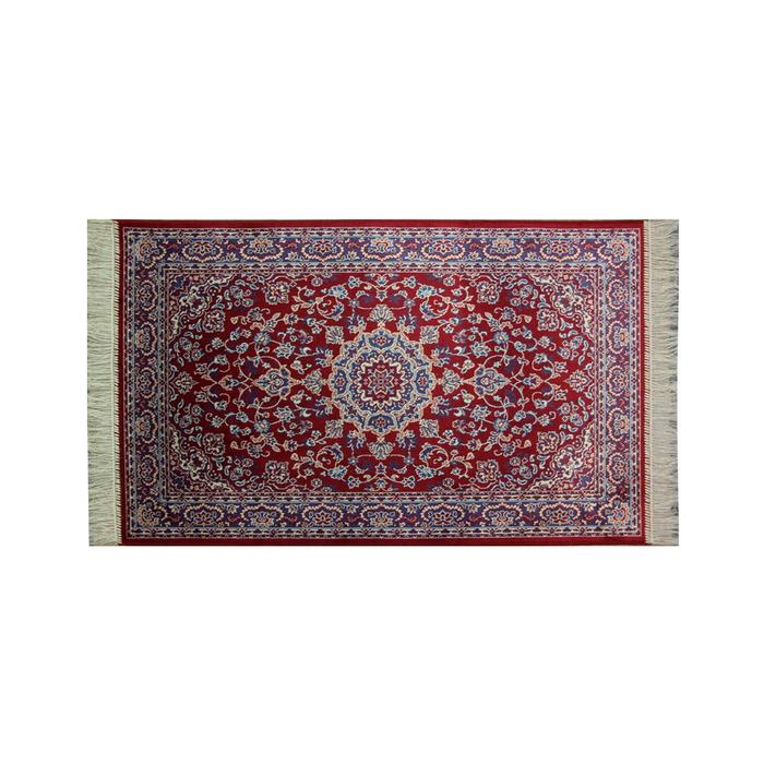 Прямоугольный ковёр Atex C265, 100 х 140 см, цвет red - фото 7929092