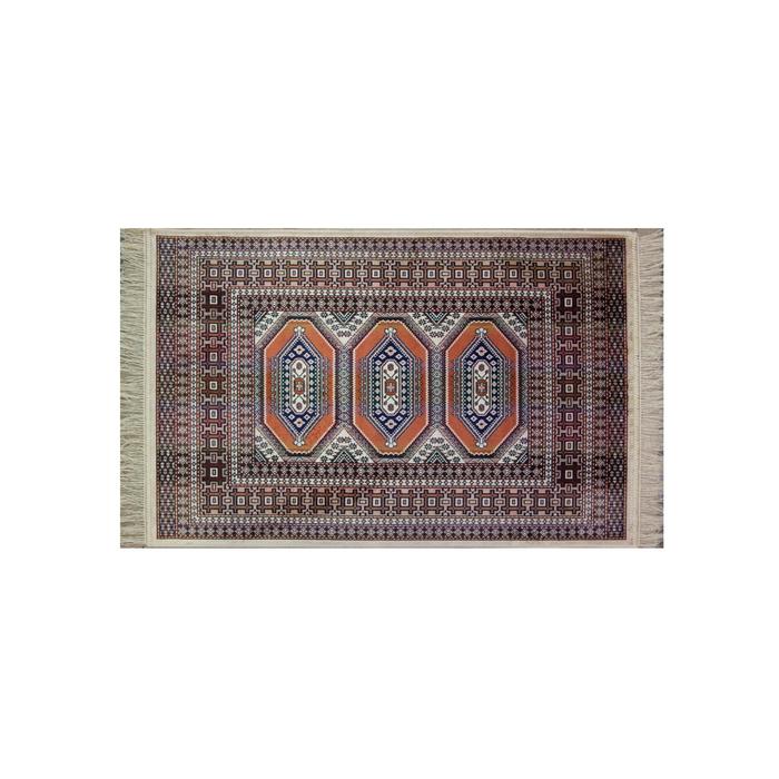 Прямоугольный ковёр Atex 117, 140 х 200 см, цвет multi - фото 7929095