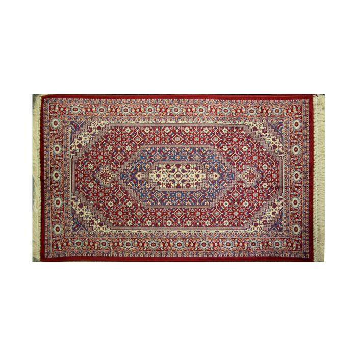 Прямоугольный ковёр Atex C104, 140 х 200 см, цвет red - фото 7929100