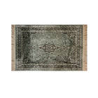 Прямоугольный ковёр Atex 9216, 70 х 110 см, цвет green - фото 7929103