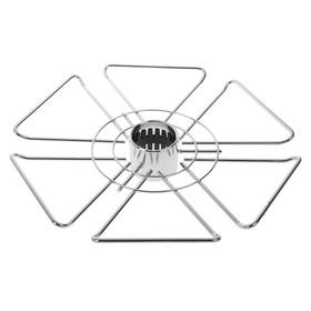 Полка для бокалов SOLLER (350*50), d=50 мм