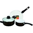 Набор посуды CALVE, 3 предмета керамическое покрытие     УЦЕНКА