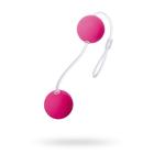Шарики вагинальные Sexus Funny Five, 11см, 0T-00000476, розовый