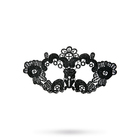 Маска нитяная Toyfa Theatre «Цветы», (0T-00008345), черный