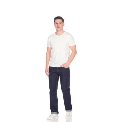 Джинсы мужские GARI 10547-6 цвет чёрный, р-р 46