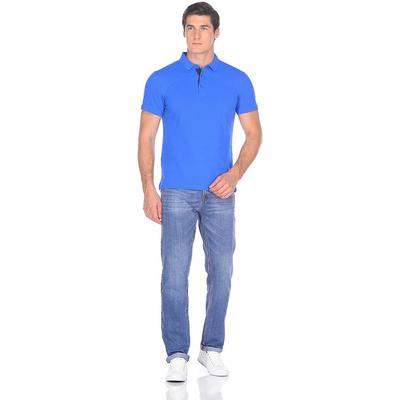 Джинсы мужские David 10549-2 цвет синий, р-р 46
