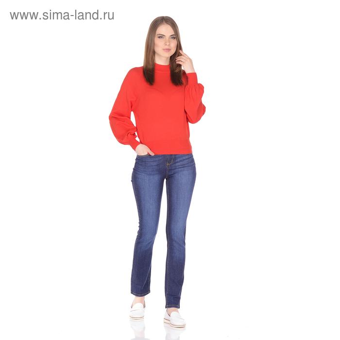 Джинсы женские SOFI 20565-5 цвет тёмно-синий, р-р 48-50
