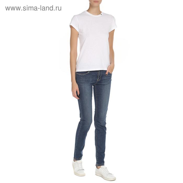 Джинсы женские JENIFER 20566-4 цвет синий, р-р 48