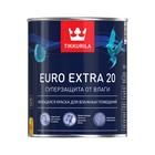 Краска Евро EXTRA 20 База А латексная для внутренних работ полуматовая Тиккурила 0,9