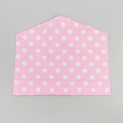 Шапка детская Шп-1201-09, цвет розовый, размер 49