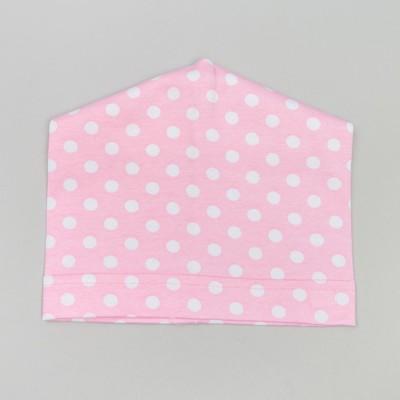 Шапка детская Шп-1201-09, цвет розовый, размер 55