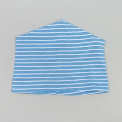 Шапка детская, рост 74 см, цвет голубой Шп-1201-09