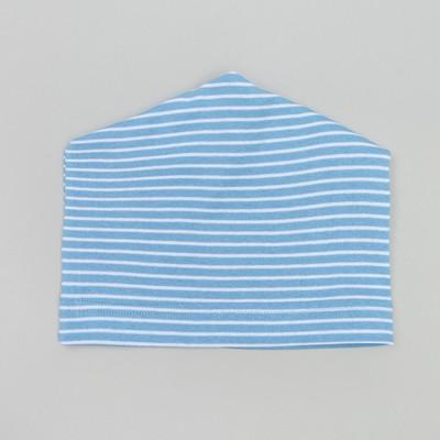Шапка детская, рост 98 см, цвет голубойй Шп-1201-09