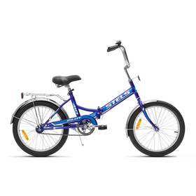"Велосипед 20"" Stels Pilot-410, Z011, цвет синий, размер 13,5"""