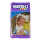 Подгузники Senso Baby junior (11-25 кг),  56 шт/уп