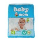 Подгузники Baby Mom maxi (7-18 кг),  66 шт/уп