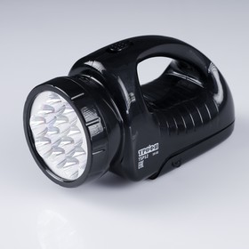 "Фонарь ""Трофи"" TSP12, 12+18 светодиодов, аккумулятор 4В 1.8А.ч"