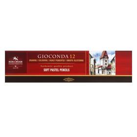 Пастель сухая в карандаше Koh-I-Noor GIOCONDA 8820/16 Soft Pastel, светло-зелёный хром