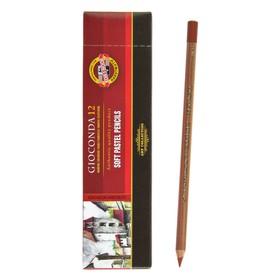 Пастель сухая в карандаше Koh-I-Noor GIOCONDA 8820/23 Soft Pastel, индийский красный
