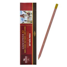 Пастель сухая в карандаше Koh-I-Noor GIOCONDA 8820/39 Soft Pastel, оливковая охра