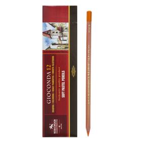 Пастель сухая в карандаше Koh-I-Noor GIOCONDA 8820/40 Soft Pastel, оранжевый кадмий