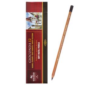 Пастель сухая в карандаше Koh-I-Noor GIOCONDA 8820/43 Soft Pastel, коричневый вандайк