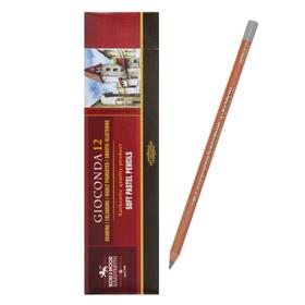 Пастель сухая в карандаше Koh-I-Noor GIOCONDA 8820/44 Soft Pastel, серая