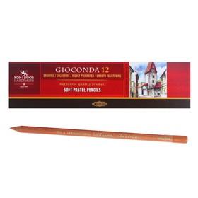 Пастель сухая в карандаше Koh-I-Noor GIOCONDA 8820/03 Soft Pastel, тёмная охра