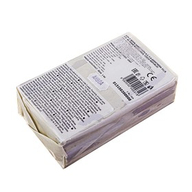 Пластилин 1000 г Koh-I-Noor 1315, школьный, серый, мягкий