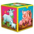 Музыкальная игрушка «Говорящий кубик. В гостях на ферме» - фото 105528538