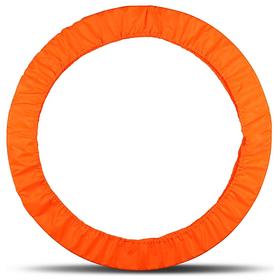 Чехол для обруча 60-90 см, цвет оранжевый