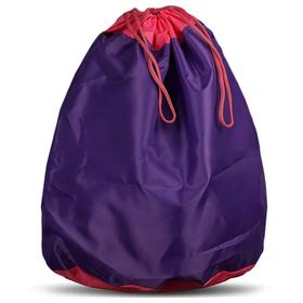 Чехол для мяча гимнастического, цвет фиолетовый Ош