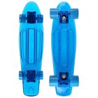Скейтборд YB-2406 , колеса PU d= 6см, ABEC 7, цвета микс