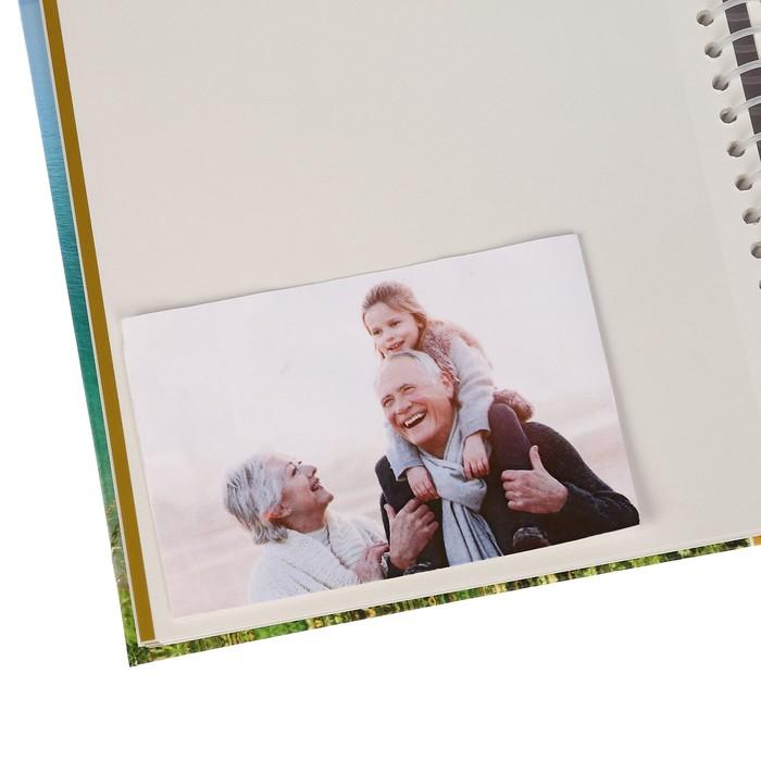 Фотоальбом магнитный 30 листов Image Art серия 28 23х28 см
