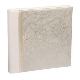 Фотоальбом магнитный 30 листов Image Art серия 022 свадебный книжный п-т 31х32 см