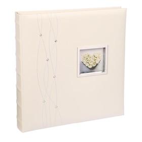 Фотоальбом магнитный 30 листов Image Art серия 084 свадебный книжный п-т 31х32 см
