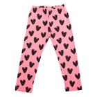 Леггинсы для девочки, рост 128 см, цвет розовый DS0032/4/27