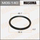 Кольцо глушителя  Masuma MOS140