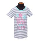 Туника для девочки, рост 104 см, цвет серый DS0021/25