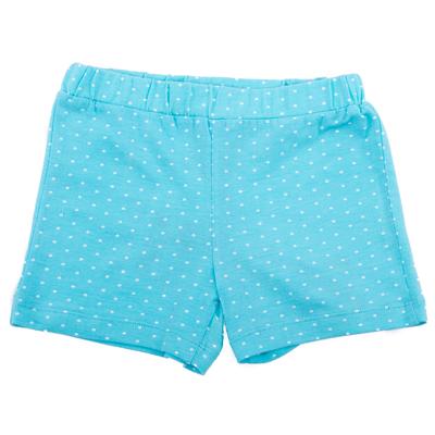 Шорты для девочки, рост 122 см, цвет голубой DS0038/11