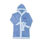 Халат банный для мальчика, рост 104 см, цвет голубой М0001/11