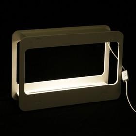 """Светильник светодиодный для растений Uniel """"Минисад"""", 15 Вт, спектр для фотосинтеза, белый"""
