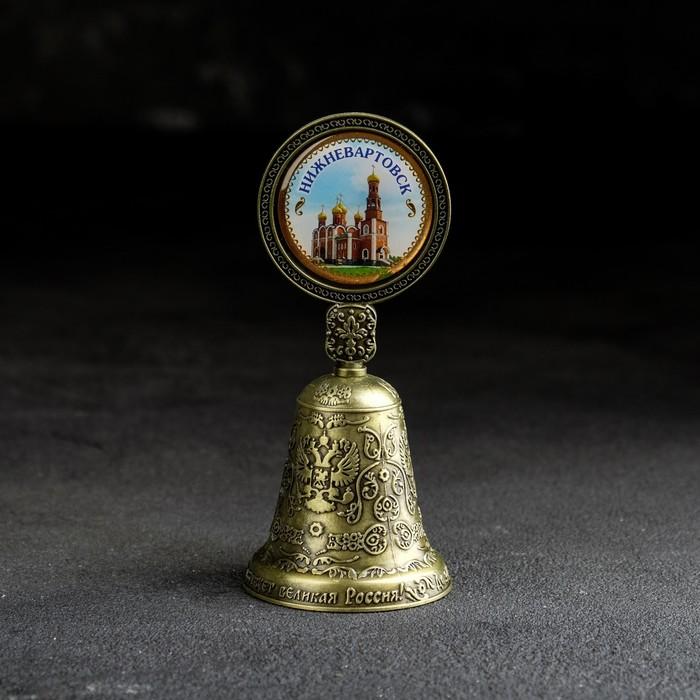 Колокольчик со вставкой «Нижневартовск»