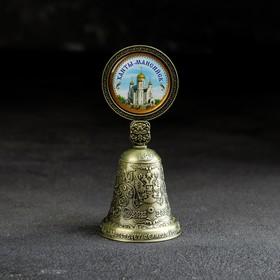 Колокольчик со вставкой «Ханты-Мансийск»