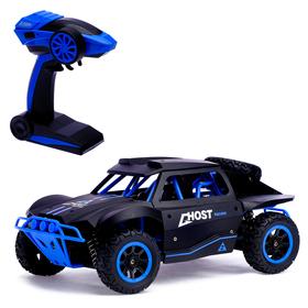 Джип радиоуправляемый 'Призрак', полный привод 4WD, работает от аккумулятора Ош